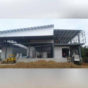 งานก่อสร้างอาคารประกอบการพาณิชย์